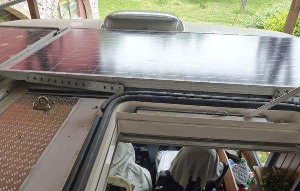 Pannello Solare Per Camper Quale Scegliere : Installare impianto fotovoltaico sul camper