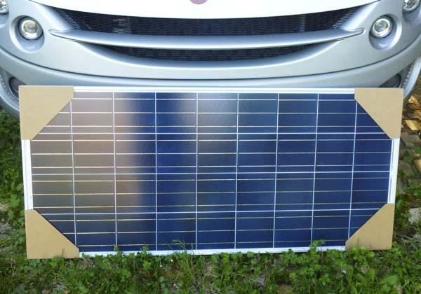 Pannello Solare Camper : Installare impianto fotovoltaico sul camper